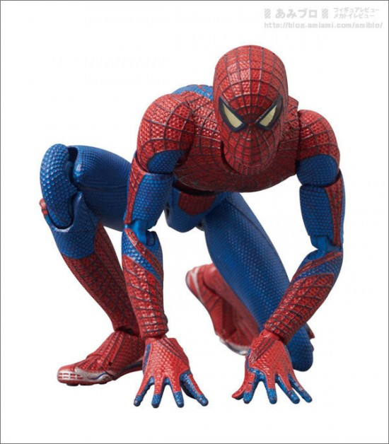 The Amazing Spider-Man-Medicom MAFEX