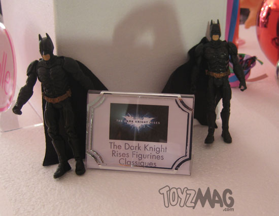 The Dark Knight Rises Mattel noel 2012 batman