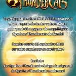 Concours Thundercats sur le salon Recreatoys 2
