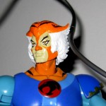Review : Tygra Thundercats Vintage par Bandai