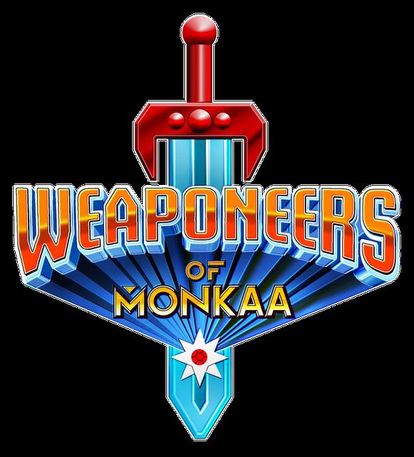 Weaponeers Of Monka Spy Monkey creations