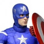 NECA lance son Captain America (The Avengers Movie) à l'échelle 1/4