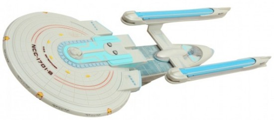 diamond select toys uss enterprise ncc 1701 B 2012 star trek
