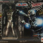 Review Action Works - Space Sheriff Gavan ( X- OR )