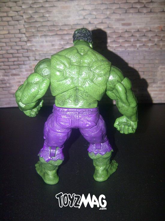 marvel universe Hulk 2012 Hasbro