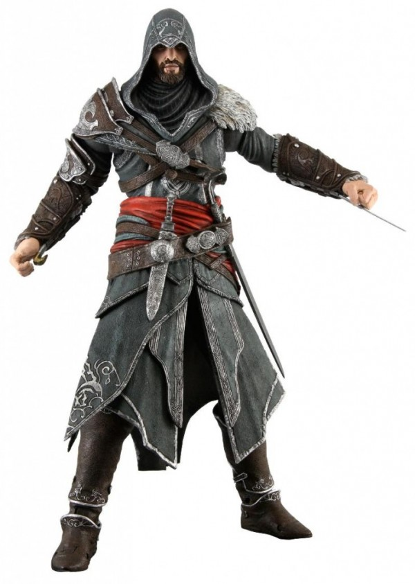 neca ezio auditore assassins creed revelations 5