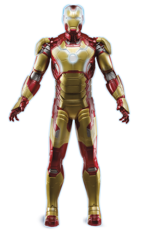 Arc_Strike_Iron Man
