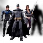 NYCC 2012:  les nouveautés DC Collectibles