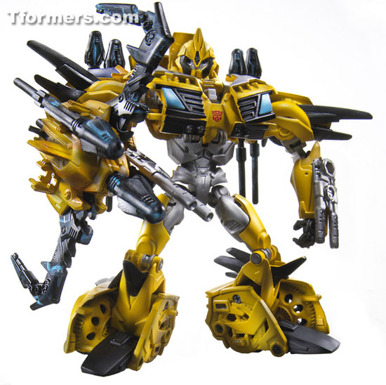 Bumblebee best hunter transformers hasbro