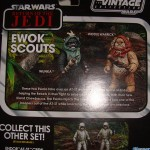 Star Wars TVC : Review du pack Ewok Scouts (exclu Kmart)