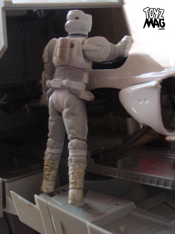 Hoth Speeder Bike Patrol - TLC - Battle Packs