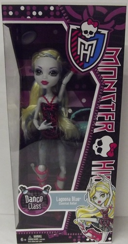 Dance Class Monster High Lagoona