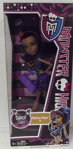 Dance Class Monster High Robecca