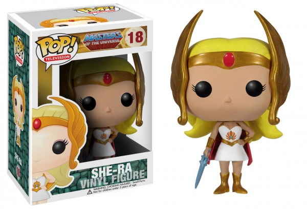 Funko Pop Vinyl Masters of the Universe She-Ra