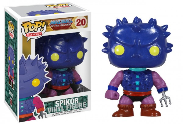Funko Pop Vinyl Masters of the Universe Spikor