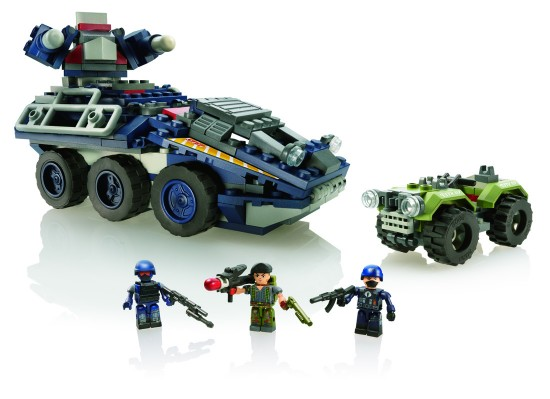 KRE-O G.I. JOE COBRA ARMORED ASSAULT