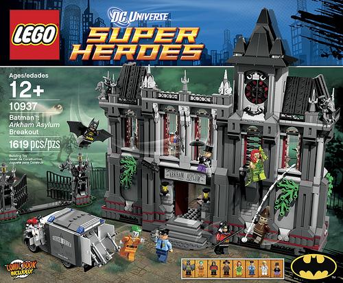 LEGO BATMAN ASILE d ARKHAM