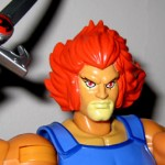 Review : Lion-O Thundercats Classics Vintage par Bandai