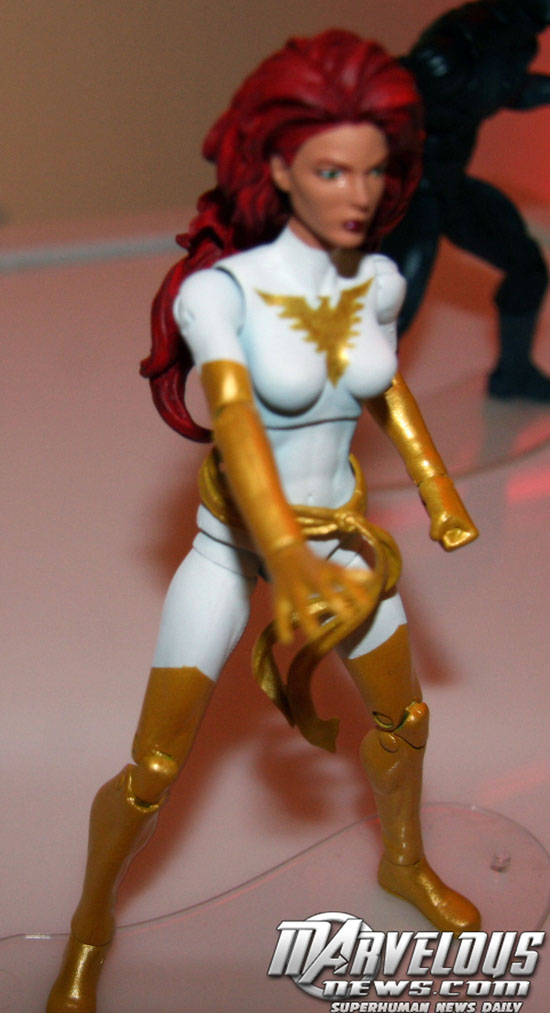 Marvel Legends Hasbro NYCC2012 phoenix