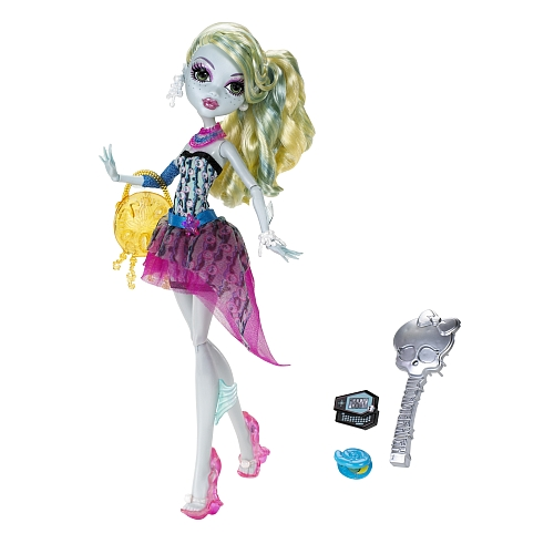Mattel - Monster High - Party Showbiz - Lagoona Blue