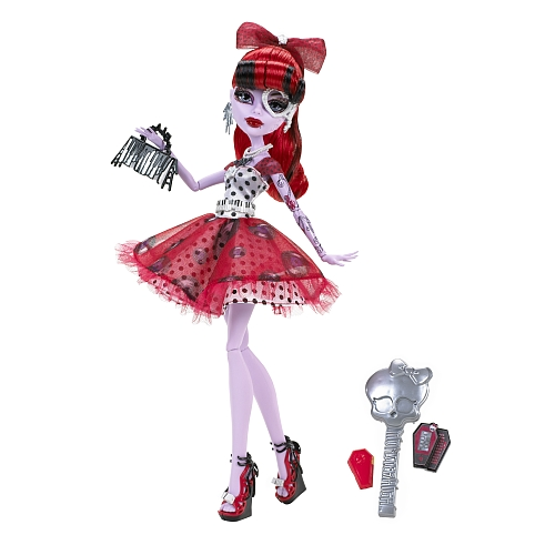 Mattel - Monster High - Party Showbiz - Operetta