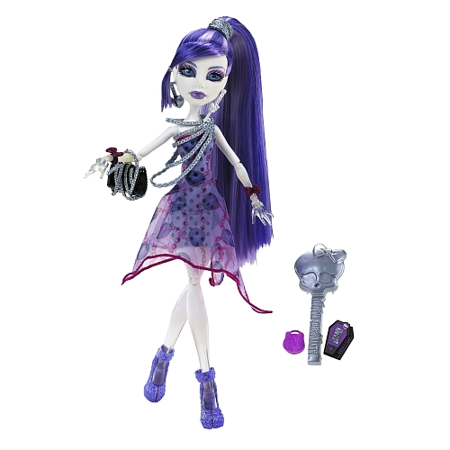 Mattel - Monster High - Party Showbiz - Spectra Vondergeis