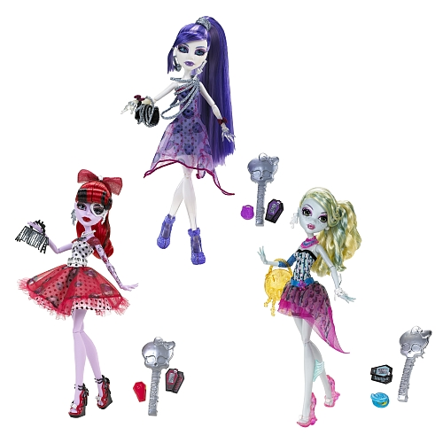 Monster High - Party Showbiz
