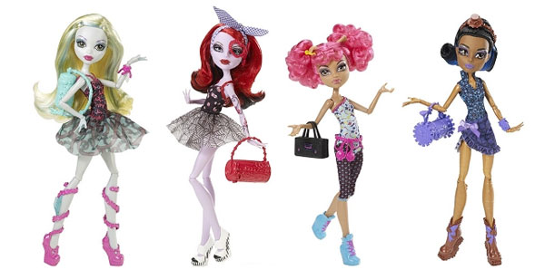 monster high du nouveau avec dance class et ghouls alive. Black Bedroom Furniture Sets. Home Design Ideas