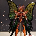 Tamashii Nation : Myu du Papillon en Myth Cloth