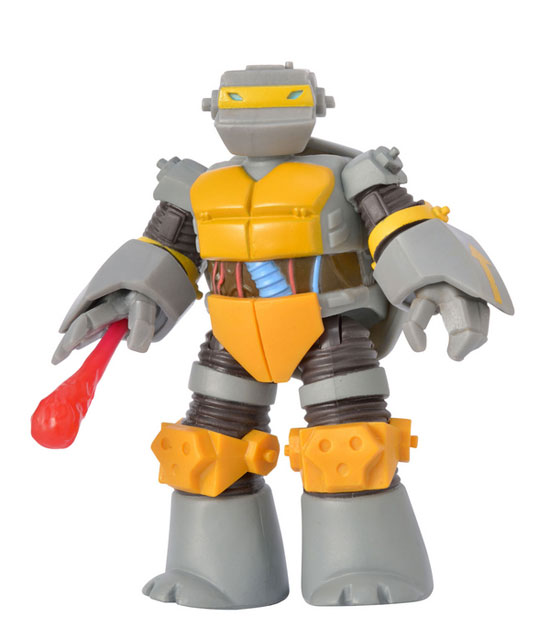 Nickelodeon TMNT Wave 2 playmates