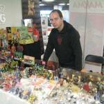 Paris Comics Expo : il y a du jouet moderne et aussi beaucoup de vintage