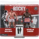 Rocky contre Appolo, une exclusivité Toys R Us par NECA