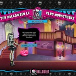 Monster High fête Halloween