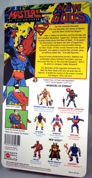 Superman motu barbarossa art