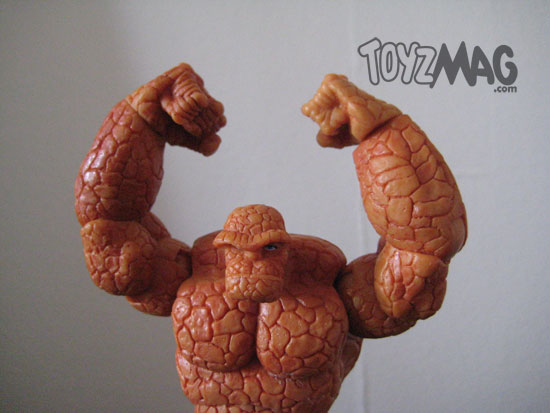 THE THING La Chose Secret Wars Pack Marvel Universe Hasbro