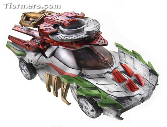 Wheeljack  beast hunter transformers hasbro