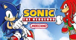 Sonic meccano