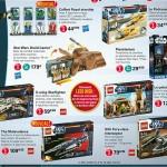 Catalogue Grande Récré : la page Star Wars