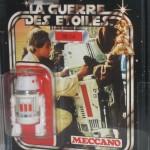 R5 D4 vintage : rarissime carte carrée Meccano aux enchères