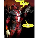 Sideshow : Deadpool en Premium Format !