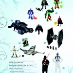Catalogue Noël 2012 : la page Star Wars des Galeries Lafayette