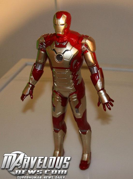 iron man3 hasbro NYCC2012