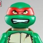NYCC 2012 LEGO annonce officiellement les Teenage Mutant Ninja Turtles