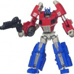 Review Transformers : Fall of Cybertron Optimus Prime