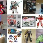 L'oeil dans le rétro : récap des reviews publiées par ToyzMag
