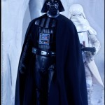 Sideshow dvoile son Darth Vader Deluxe au format 12