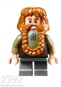 the hobbit lego