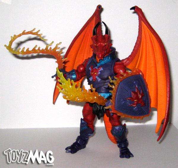 Draego-Man Weapon pak motuc