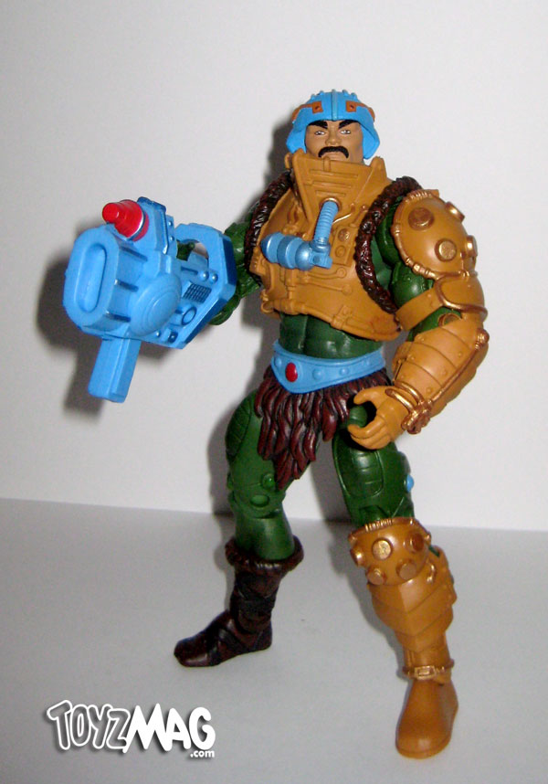 Motuc Man At Arms 200x Weapon Pak