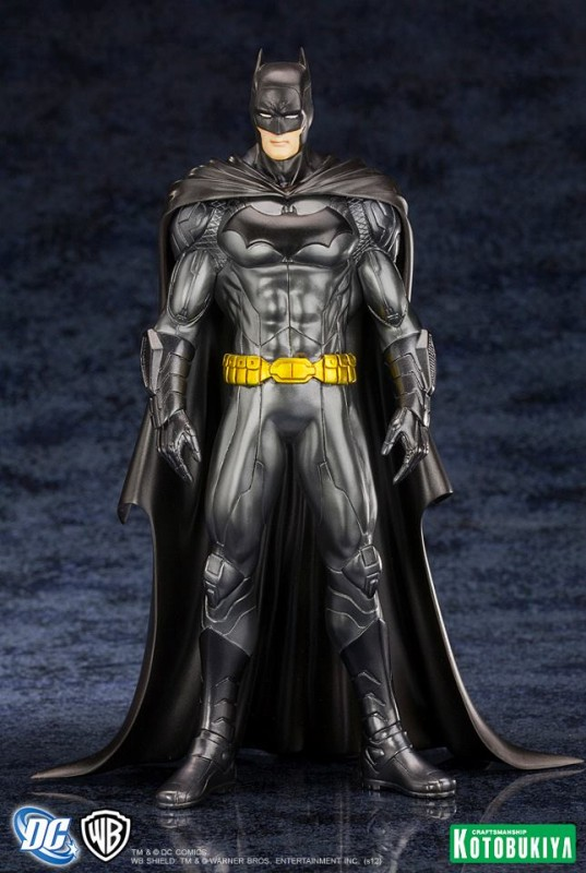 DC Comics Batman New 52 Justice League ARTFX+ Statue Kotobukiya